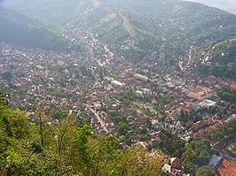 Brașov metropolitan area
