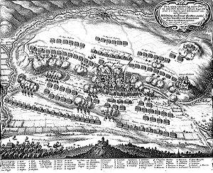 Battle of Nördlingen (1645) - Image: Schlacht bei Alerheim 1645