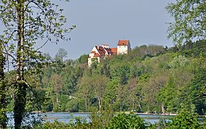 Seefeld Castle - Image: Schloss Seefeld am Pilsensee