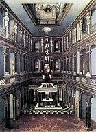 Schlosskirche Weimar 1660