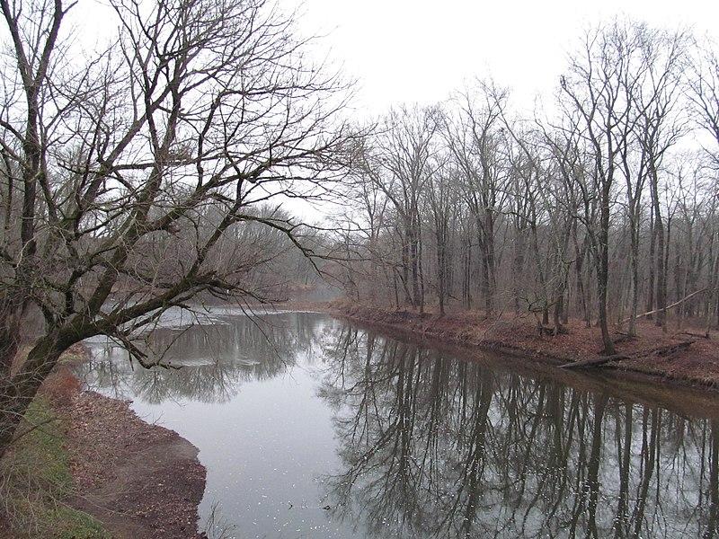 File:Schofield Ford Covered Bridge - Pennsylvania (8482990897).jpg
