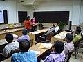 Science Career Ladder Workshop - Indo-US Exchange Programme - Science City - Kolkata 2008-09-17 01426.JPG