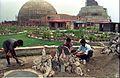 Science Park Under Construction - Science City - Calcutta 1996-07-30 335.JPG