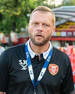 Scott Cooper (football manager) England footballer and manager