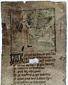 Scroll containing the life of St Margaret. Wellcome L0028833.jpg