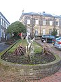 Sculpture near Tunbridge Wells Police Station - geograph.org.uk - 1736954.jpg
