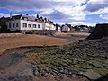 Sea wall and sea front cottages, Anstruther - geograph.org.uk - 1075241.jpg