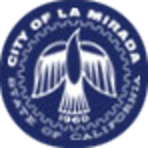 La Mirada, California - Image: Seal la mirada ca