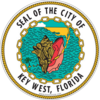 Official seal of City of Key West, Florida