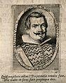 Sebastianius Nasius. Line engraving by (G. L. D.), 1633. Wellcome V0004224.jpg