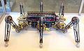 Sechsbeiniger Laufroboter LAURON aus dem Jahr 1995 im Deutschen Museum in München entwickelt vom Forschungszentrum Informatik, Karlsruhe.jpg