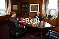 Secretary Gates visits Secretary Shinseki.jpg