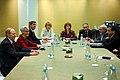 Secretary Kerry, EU High Representative Ashton, and Iranian Foreign Minister Zarif Meet (10758792174).jpg