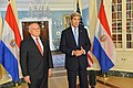 Secretary Kerry meets with Paraguayan Foreign Minister Loizaga (29684839816).jpg