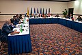 Secretary Pompeo Participates in a Roundtable Discussion (49429557183).jpg