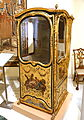 Sedan chair, France, c. 1730 AD - Museo Nacional de Artes Decorativas - Madrid, Spain - DSC08362.JPG