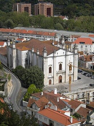 Roman Catholic Diocese of Leiria-Fátima - The Episcopal Cathedral of Leiria-Fátima