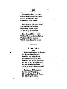 Sehnsucht Eichendorff Wikiwand