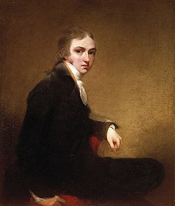Self portrait 1788) by sir thomas lawrence, pra