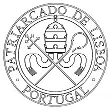 Coat of arms of the Patriarchate of Lisbon