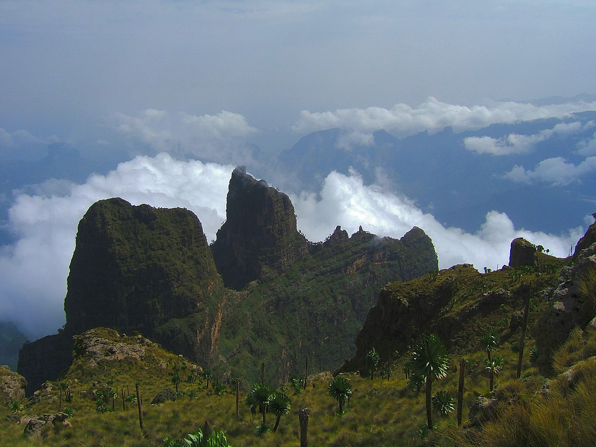 Simien Mountains National Park, Ethiopia - Holidays in Africa