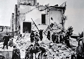 January 1948 bomb attack at Semiramis Hotel in Jerusalem, January 1948