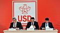 Semnarea protocolului de infiintare a Uniunii Social Democrate - 10.02.2014 (4) (12436325883).jpg