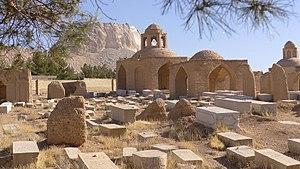 Pir Bakran - Image: Serah bat Asher cemetery, Pir Bakran