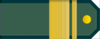 Sergeant rank insignia (North Korean police).png
