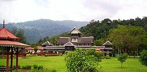 Negeri Sembilan - Istana Seri Menanti