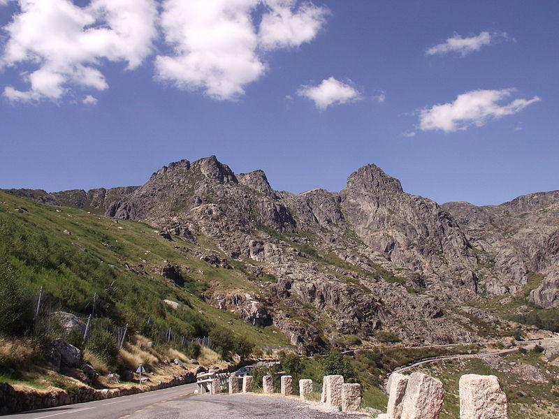 Vales glaciares da Serra da Estrela