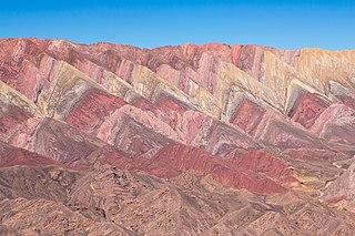 Argentine mountains