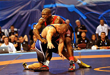 Sgt. Williams battles Bulgaria's Elis Guri (21045313110).jpg