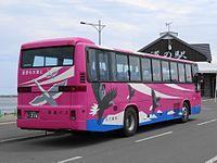 Shari bus Ki200F 0316rear.JPG