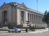 Shelby County Court Adams Ave at Second St Memphis TN 05.jpg
