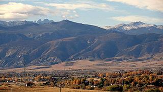 Sheridan, Wyoming City in Wyoming, United States