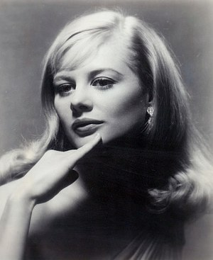 Shirley Knight - Shirley Knight in 1963