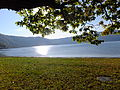 Shore of Towada Lake 20121027a.JPG