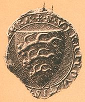Ulrich's seal from 1259