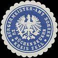 Siegelmarke Bürgermeister-Amt Sohren zu Büchenbeuern Kreis Zell W0381880.jpg