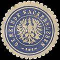 Siegelmarke Gemeinde Wackersleben W0382710.jpg