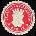 Siegelmarke Lessing - Gymnasium - Berlin W0232773.jpg