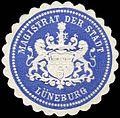 Siegelmarke Magistrat der Stadt Lüneburg W0245517.jpg