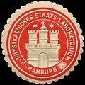 Siegelmarke Physikalisches Staats-Laboratorium - Hamburg W0309904.jpg