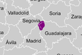 Sierra de Ayllon map.png