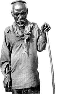 Sigananda kaSokufa Zulu aristocrat
