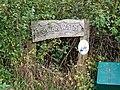 "Sign for ""Lower Wain"" - geograph.org.uk - 1028790.jpg"