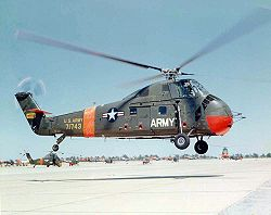 Sikorsky CH–34 Choctaw