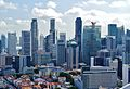 Singapore Central Business District viewed from The Pinnacle@Duxton 15.jpg