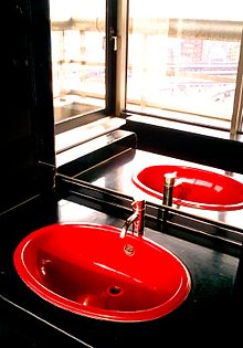 Sinks Are Available In Many Colors